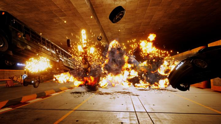 Burnout Creators added best part in their game